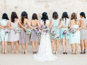 Etiquette Blog Bridesmaids