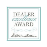 Dealer Excellence Award William Arthur logo