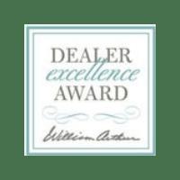 Dealer Excellence Award William Arthur logo